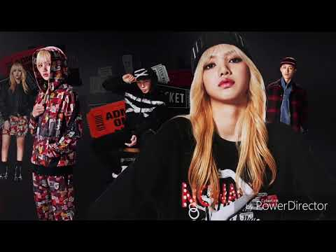NONAGON YG lisa/hanbin/bobby