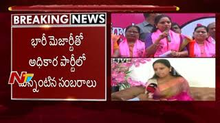 Kavitha responds over TBGKS win in Singareni elections..