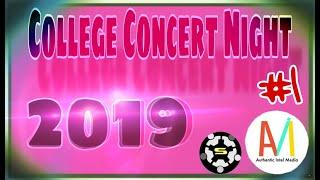 College Concert Night Colorado Springs Colorado (Authentic Intel Media @ The Social 2019)