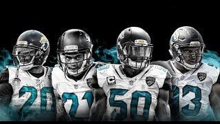 Jacksonville Jaguars Defense || SACKSONVILLE || 2017/2018 Highlights