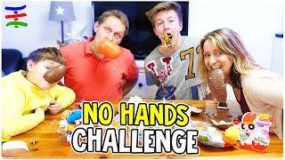 HÄNDE VERBOTEN  🖐❌ No Hands Challenge 🤣 TipTapTube 😁 Familienkanal 👨👩👦👦