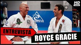 Entrevista com Royce Gracie