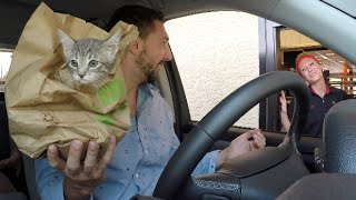 DRIVE THRU PRANKS!!