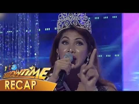 It's Showtime Recap: Miss Q & A contestants' witty answers in Beklamation - Week 19