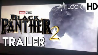 Black Panther 2 First Look Teaser | Return of the King from Marvel Comic Con (Fan Made)