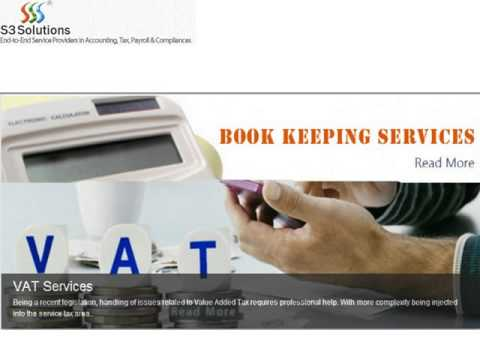 Accounting Services Bangalore