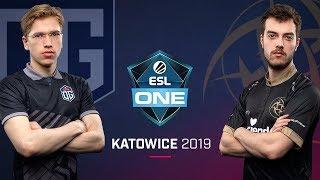 Dota 2 - NIP vs. OG - Game 2 - LB Ro4b #1 - ESL One Katowice 2019