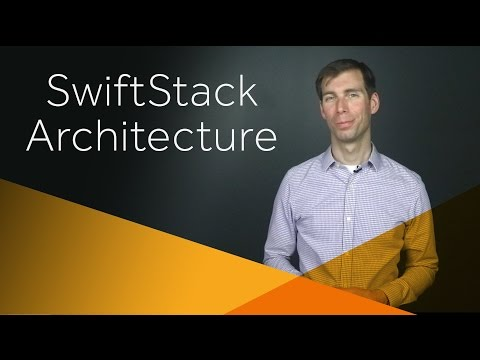 SwiftStack Architecture