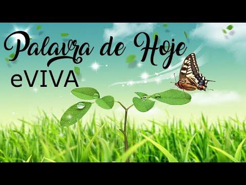 PALAVRA DE HOJE 14 DE ABRIL eVIVA MENSAGEM MOTIVACIONAL PARA REFLEXÃO DE VIDA - BOM DIA!