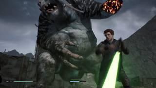 Vidéo-Test : Star Wars Jedi Fallen Order PS4 Pro: Test Video Review Gameplay FR HD (N-Gamz)
