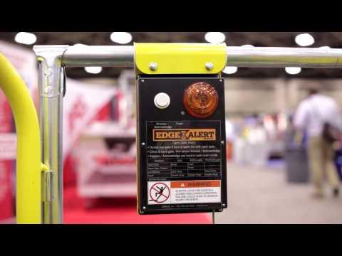 EdgeAlert™ Open Gate Alarm: A Sound Safety Investment