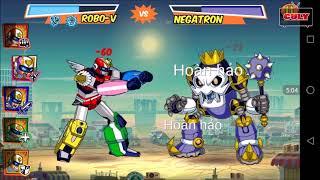 Chơi Run Run Super V 5 anh em siêu nhân đánh boss ngài YETI cu lỳ chơi game lồng tiếng vui nhộn