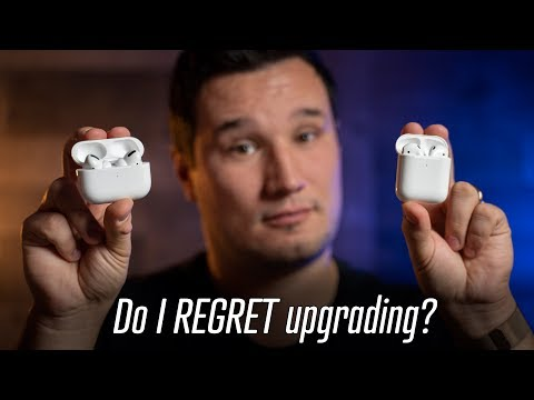 AirPods Pro vs AirPods 2 - Real Differences after 1 week!