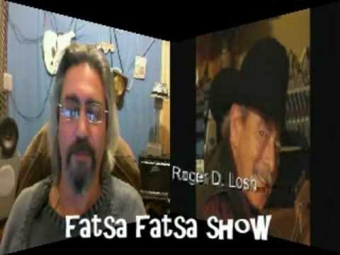 Does SEX Sell Your Music Featured Artist Roger Losh - Hosted By Kim Nicolaou on Fatsa Fatsa Tv Show