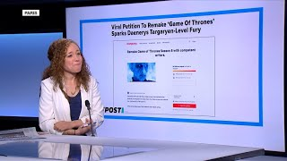 'Game of Groans' Fans petition re-write of final 'Thrones' season