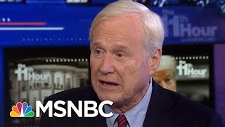Why Chris Matthews Likens President Donald Trump's Family To The Romanovs | The 11th Hour | MSNBC