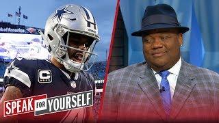 Jason Whitlock: Jerry Jones owes Dak Prescott more loyalty | NFL | SPEAK FOR YOURSELF