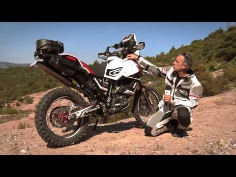 Motos Garage Tv : Yamaha XT660Z Ténéré 660 Trail Dreamer de Jaume Von Arend
