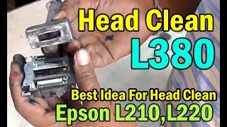 Reset Epson L380-L382-L383-L385-L485-L386 / Adjustment