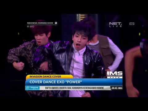 Invasion Dance Cover - Cover Dance EXO Power