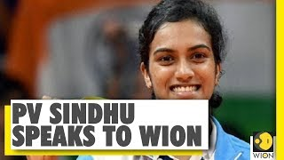 Lockdown diaries with PV Sindhu..