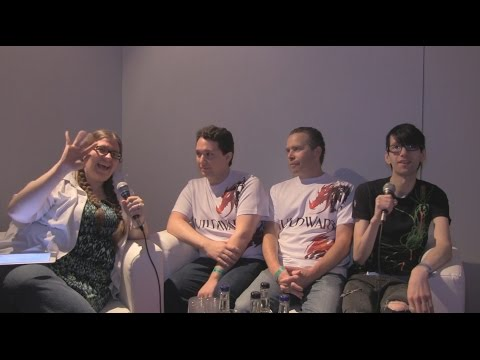 EGX: Guild Wars 2 - Interview with Joshua Davis and Steve Fowler