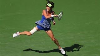 [HD] Agnieszka Radwanska vs Petra Kvitova Indian Wells 2016 Highlights