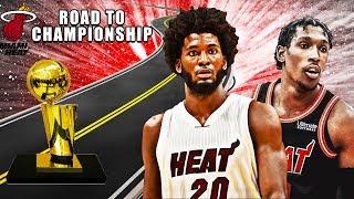 Miami Heat Road To Championship Rebuild! NBA 2K19 My League
