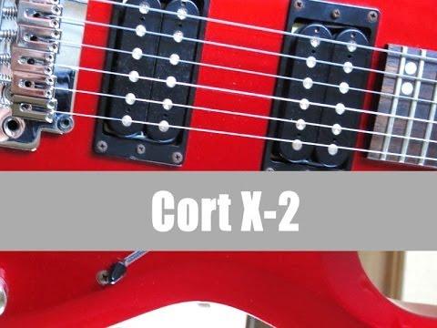 Cort X-2 Demo by Ozwald