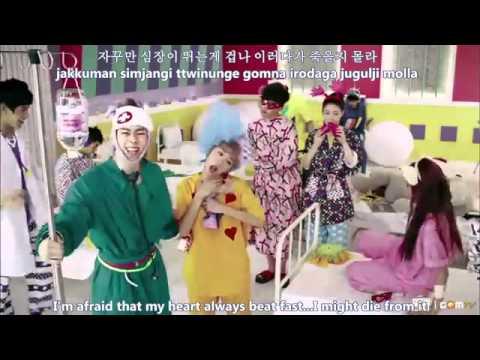 [MV HD] Co-Ed - Bbiribbom Bberibbom [english subs+romanization+hangul]