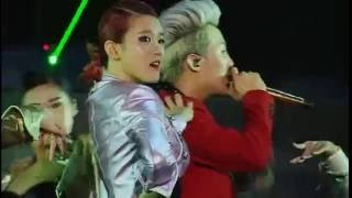 G-Dragon One Of A Kind Final Concert - Light it up