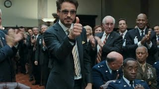 Iron Man 2 | 'You Want My Property,You Can't Have It'  Scene | (2010) Movie Clip  2K