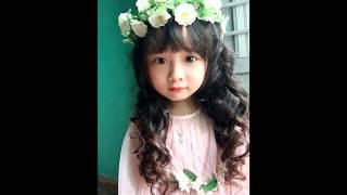 Bé gái 6 tuổi xinh như công chúa khiến bao trái tim xuyến xao
