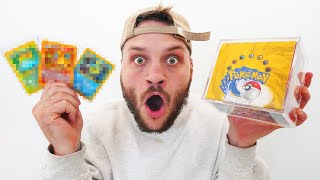 I SHOULDN'T have opened this $30,000 Pokemon Box