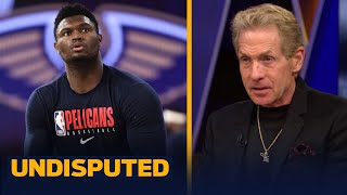 This is a crushing loss for the Pelicans, it may have ended their season — Skip | NBA | UNDISPUTED
