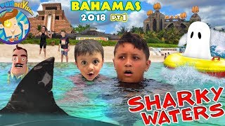 BAHAMAS SHARK HOTEL is Back! (Funnel Vision @ Atlantis 2018)