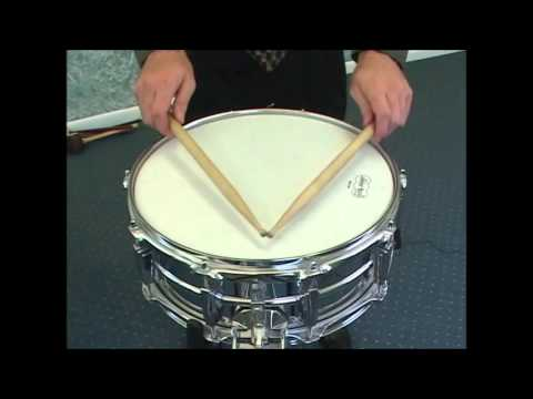 dpm 1 beginning snare drum lessons grip and basic strokes youtube. Black Bedroom Furniture Sets. Home Design Ideas