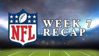 NFL Week 7 Recap: Eagles, Jaguars now under pressure for win in London I NBC Sports
