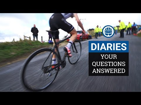 Hill Climb Diaries  - Cycling's Toughest Season & Your Questions Answered