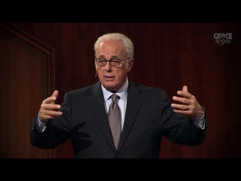 John MacArthur on a Pastor's Authority