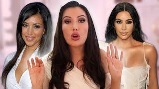 Kim Kardashian : Plastic surgery (2000-2020)
