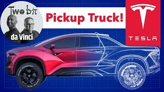 The Tesla Pickup Truck Unveiling Is Almost Here! What You Can Expect to See