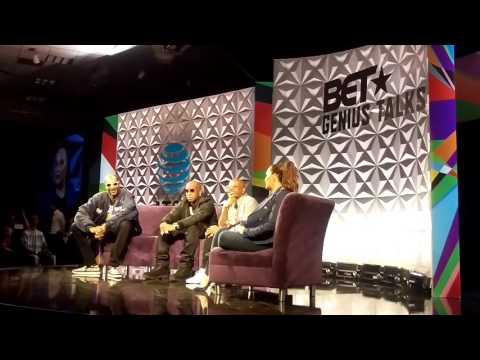 #BETX16 #Geniustalks: #musicmogul Birdman talks #RESPECK incident w/ Angie Martinez