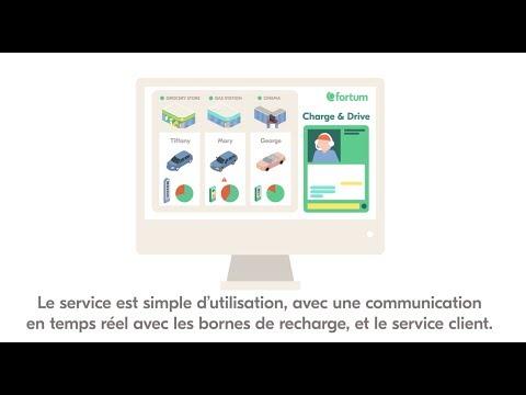 Fortum Charge & Drive - en français