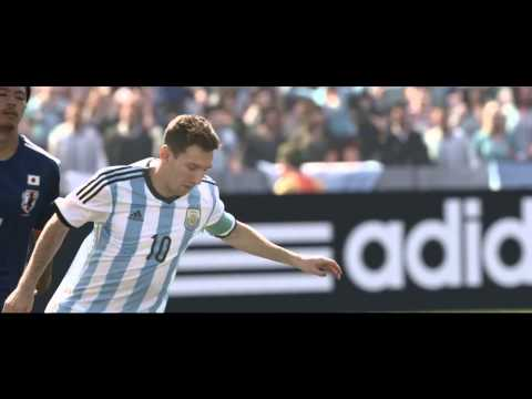 I am brazuca  Match ball of the 2014 FIFA World Cup™    adidas Football