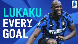 EVERY Romelu Lukaku Goal This Season! (All 24) | Top Scorers 2020/21 | Serie A TIM