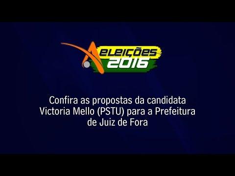 ACESSA.com - Candidata Victória Mello apresenta propostas