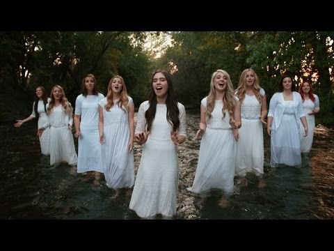 Amazing Grace (My Chains Are Gone) | BYU Noteworthy (Chris Tomlin A Cappella Cover)
