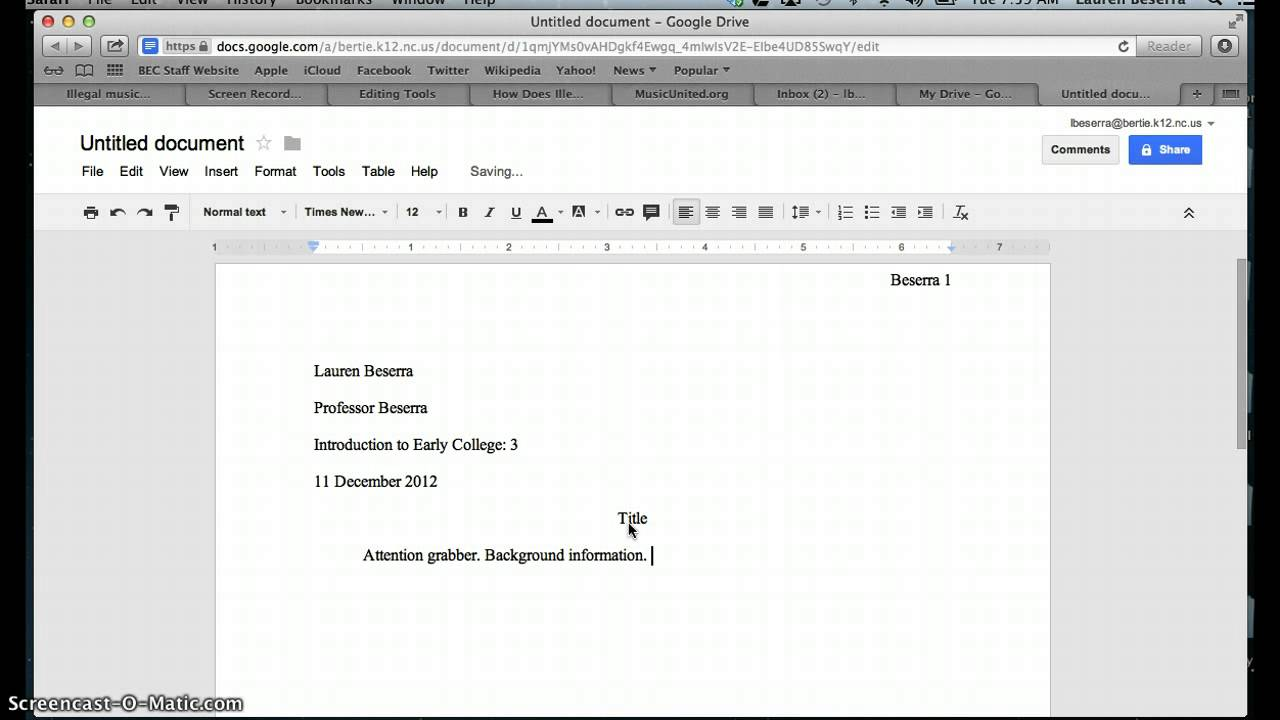 MLA, APA, & CMS: How to Properly Format Your Papers