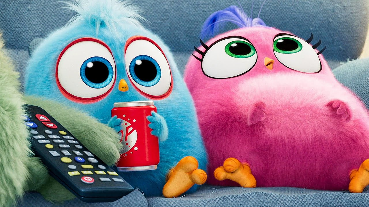 THE ANGRY BIRDS MOVIE 2 - 11 Minutes Clips + Trailers (2019)